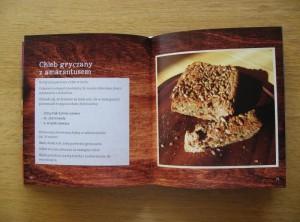 Przepis na chleb gryczany z amarantusem